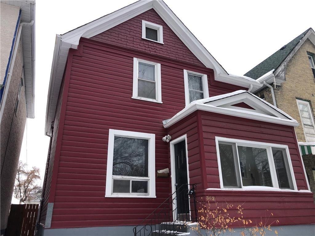 Main Photo: 362 Beverley Street in Winnipeg: West End Residential for sale (5A)  : MLS®# 202003451