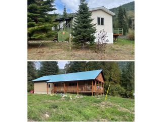 Photo 1: 7951 HIGHWAY 6 in Ymir: House for sale : MLS®# 2461237