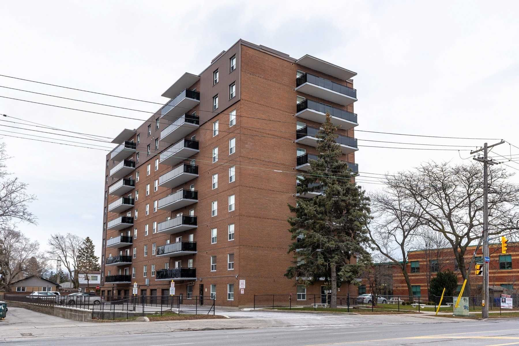 Main Photo: 705 855 Kennedy Road in Toronto: Ionview Condo for sale (Toronto E04)  : MLS®# E5089298