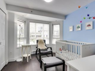 """Photo 19: 210 2545 W BROADWAY Avenue in Vancouver: Kitsilano Townhouse for sale in """"Trafalgar Mews"""" (Vancouver West)  : MLS®# R2590394"""