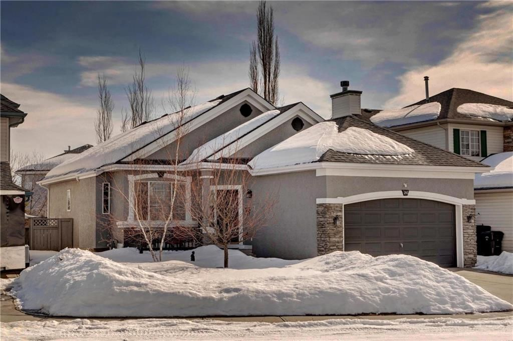 Main Photo: 246 CHAPARRAL Place SE in Calgary: Chaparral House for sale : MLS®# C4172141