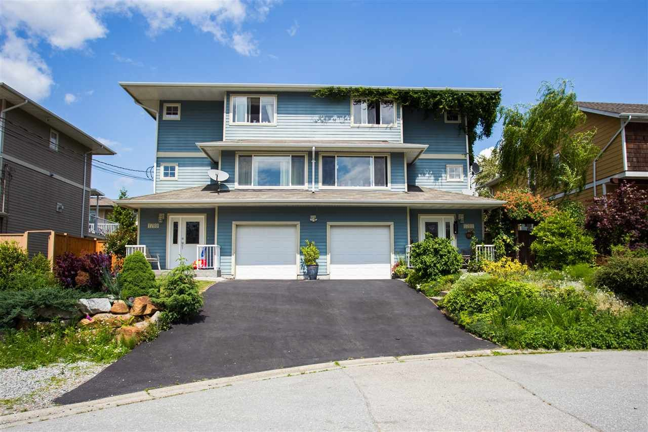 Main Photo: 1791 HARRIS Road in Squamish: Brackendale 1/2 Duplex for sale : MLS®# R2073524