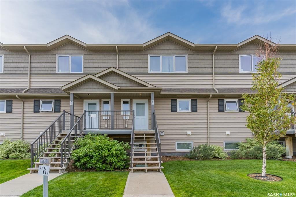 Main Photo: 110 1303 Richardson Road in Saskatoon: Hampton Village Residential for sale : MLS®# SK870423