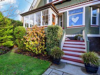 Photo 43: 625 Harbinger Ave in Victoria: Vi Fairfield West Full Duplex for sale : MLS®# 860340