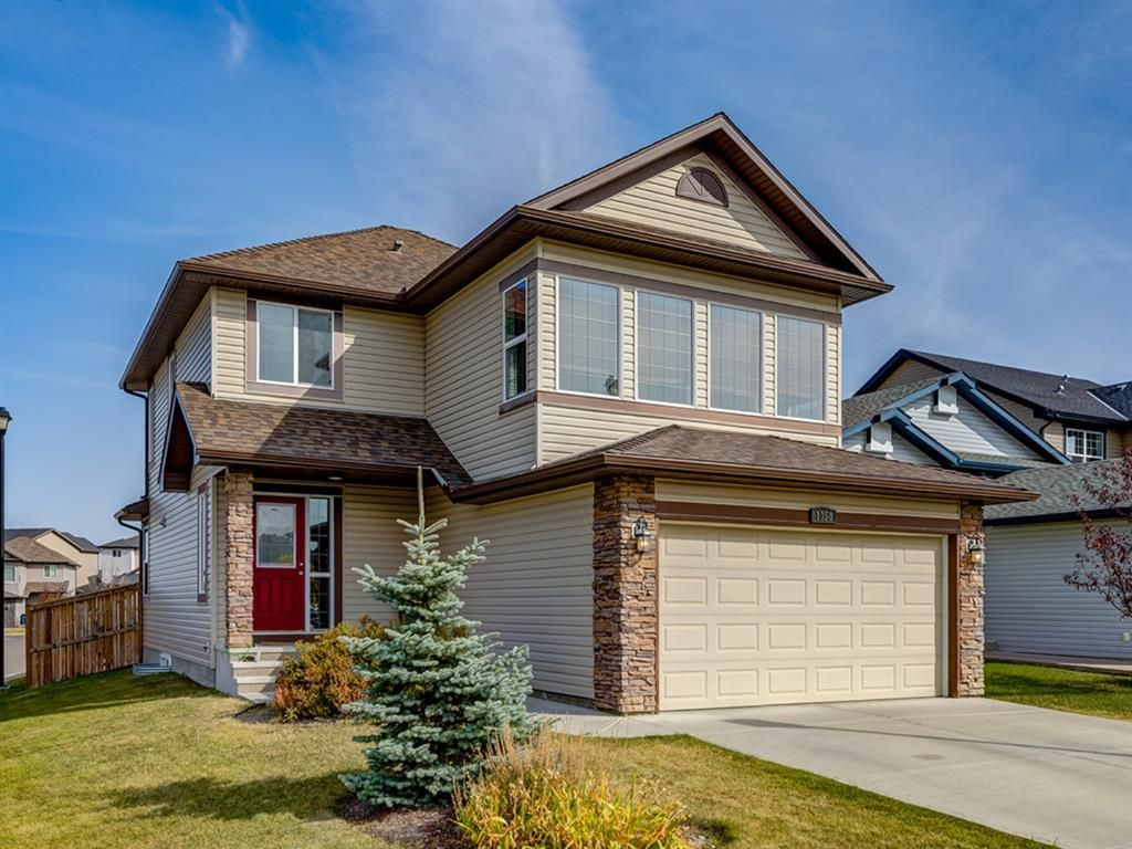 Main Photo: 1350 PRAIRIE SPRINGS Park SW: Airdrie Detached for sale : MLS®# A1037776