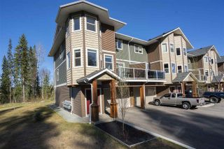 Photo 1: 307 7400 CREEKSIDE Way in Prince George: Lower College Townhouse for sale (PG City South (Zone 74))  : MLS®# R2455039