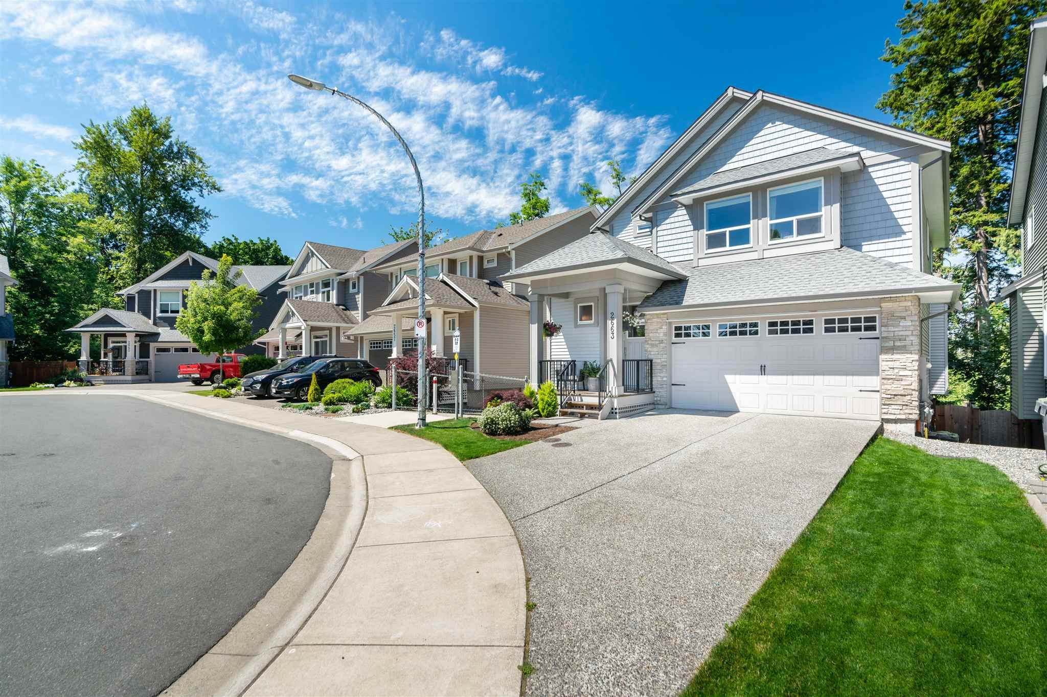 """Main Photo: 2663 275A Street in Langley: Aldergrove Langley House for sale in """"BERTRAND CREEK"""" : MLS®# R2595221"""
