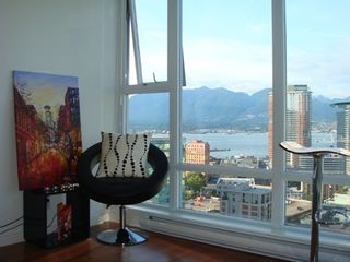 "Photo 8: 2706 668 CITADEL PARADE in Vancouver: Downtown VW Condo for sale in ""SPECTRUM"" (Vancouver West)  : MLS®# R2000257"