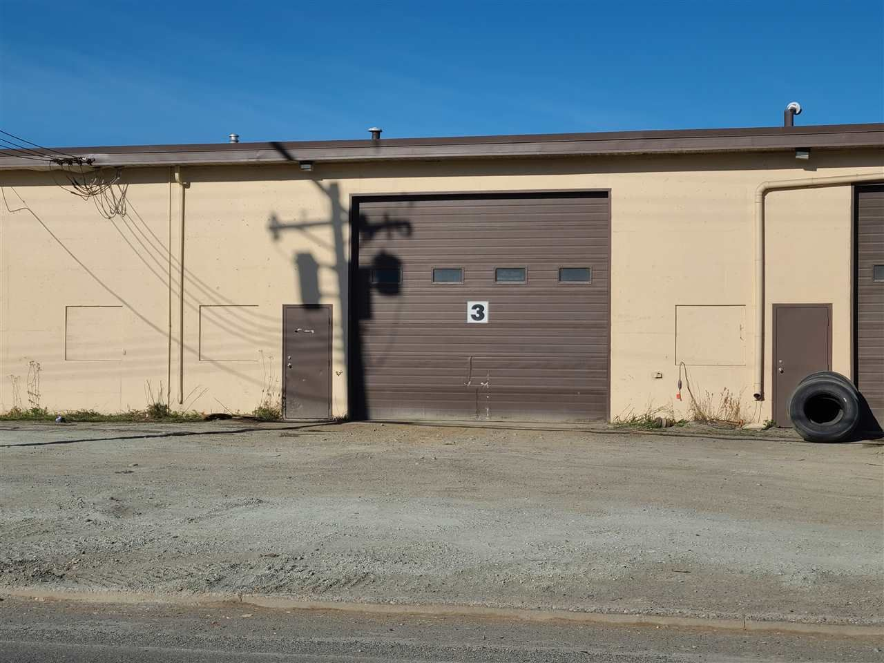 Main Photo: 3 9117 PENN Road in Prince George: Danson Industrial for lease (PG City South East (Zone 75))  : MLS®# C8037862