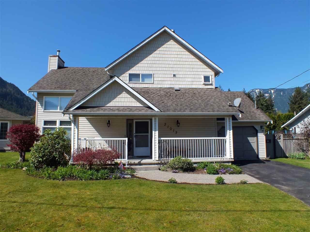 Main Photo: 21013 GREENWOOD Drive in Hope: Hope Kawkawa Lake House for sale : MLS®# R2569755