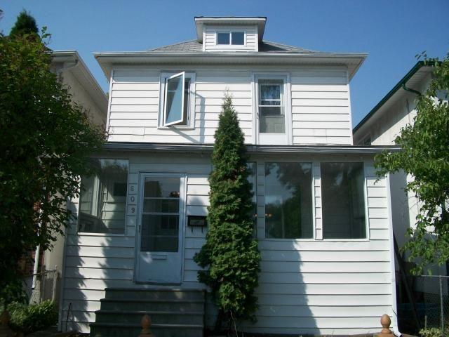 Main Photo: 609 Fleet Avenue in WINNIPEG: Manitoba Other Residential for sale : MLS®# 1118640