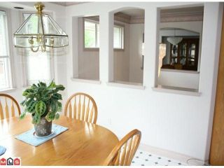 """Photo 5: 4208 GOODCHILD Street in Abbotsford: Abbotsford East House for sale in """"Sandyhill"""" : MLS®# F1213064"""