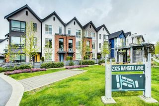 """Photo 2: 37 2325 RANGER Lane in Port Coquitlam: Riverwood Townhouse for sale in """"Freemont Blue"""" : MLS®# R2271071"""