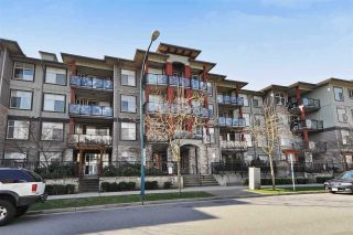 Photo 2: 303 2336 WHYTE AVENUE in Port Coquitlam: Central Pt Coquitlam Condo for sale : MLS®# R2138172