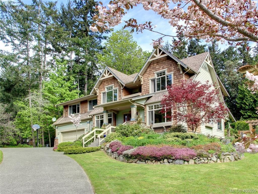 Main Photo: 8708 Pylades Pl in NORTH SAANICH: NS Dean Park House for sale (North Saanich)  : MLS®# 799966