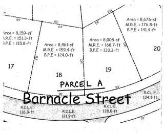 Photo 1: PARCEL A BARNACLE Street in Sechelt: Sechelt District Land for sale (Sunshine Coast)  : MLS®# R2482902