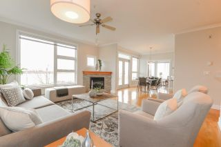 """Photo 5: 219 4500 WESTWATER Drive in Richmond: Steveston South Condo for sale in """"COPPER SKY WEST"""" : MLS®# R2149149"""