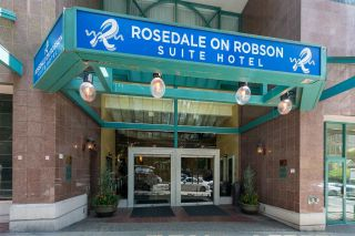 "Photo 2: 314 838 HAMILTON Street in Vancouver: Downtown VW Condo for sale in ""ROSEDALE ON ROBSON"" (Vancouver West)  : MLS®# R2391016"