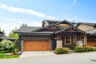 "Photo 1: 9 24185 106B Avenue in Maple Ridge: Albion Townhouse for sale in ""Trails Edge"" : MLS®# R2575529"