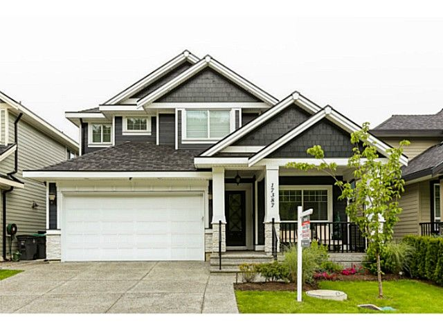 """Main Photo: 17387 3RD Avenue in Surrey: Pacific Douglas House for sale in """"Summerfield"""" (South Surrey White Rock)  : MLS®# F1314254"""