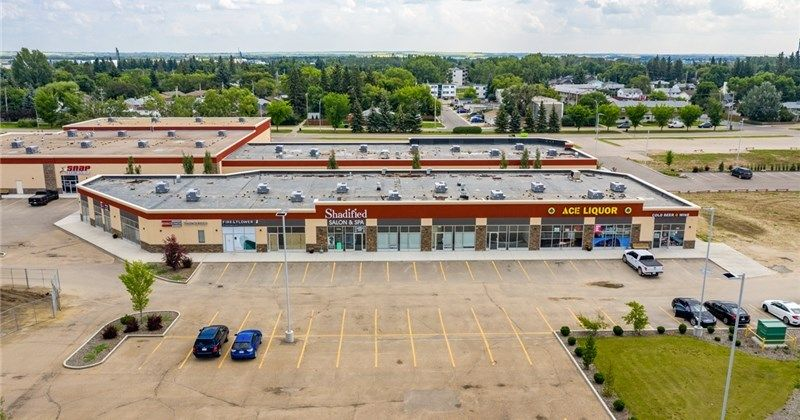 Main Photo: 307 10451 99 Avenue: Fort Saskatchewan Retail for sale or lease : MLS®# E4216722