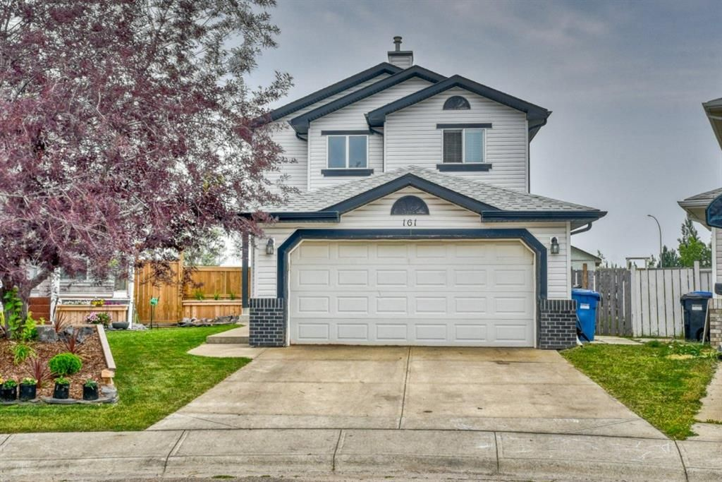 Main Photo: 161 Douglas Ridge Circle SE in Calgary: Douglasdale/Glen Detached for sale : MLS®# A1137353