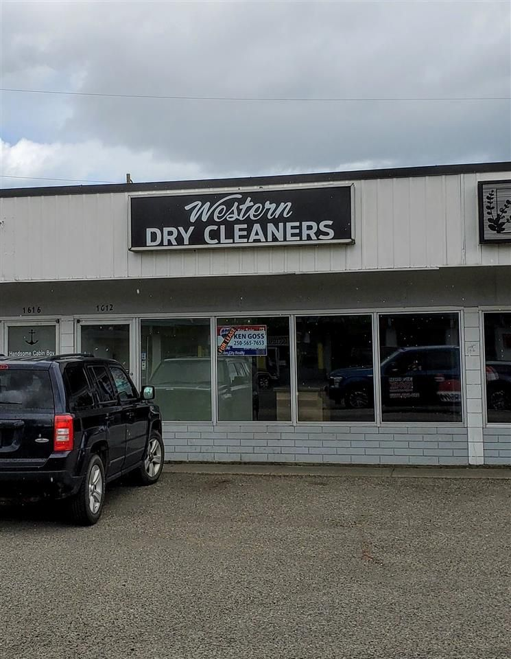 Main Photo: 1612 20TH Avenue in Prince George: Van Bow Retail for lease (PG City Central (Zone 72))  : MLS®# C8032222