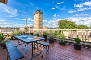 """Photo 18: 409 777 EIGHTH Street in New Westminster: Uptown NW Condo for sale in """"MOODY GARDENS"""" : MLS®# R2408757"""