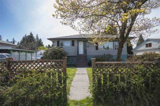 Photo 1: 722 EBERT Avenue in Coquitlam: Coquitlam West House for sale : MLS®# R2171786