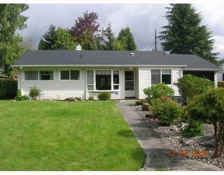 """Photo 1: 1140 MAPLEWOOD in North_Vancouver: Norgate House for sale in """"NORGATE"""" (North Vancouver)  : MLS®# V765977"""