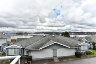 "Photo 19: 122 28 RICHMOND Street in New Westminster: Fraserview NW Townhouse for sale in ""CASTLERIDGE"" : MLS®# R2157628"