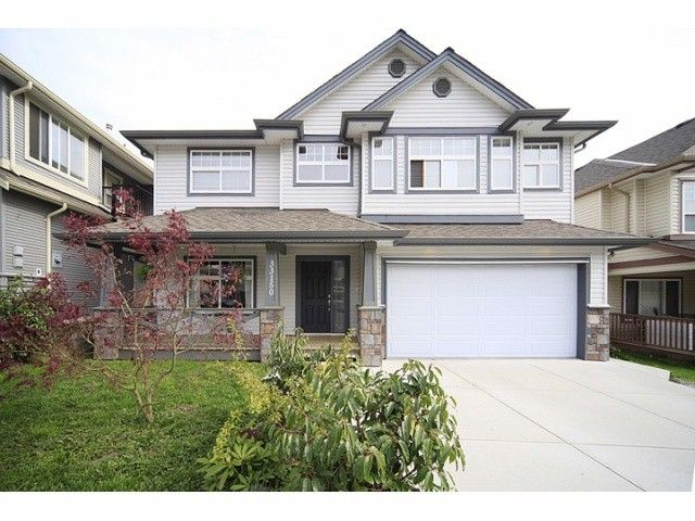 Main Photo: 33150 Dalke Avenue in Mission: House for sale : MLS®# F1308747