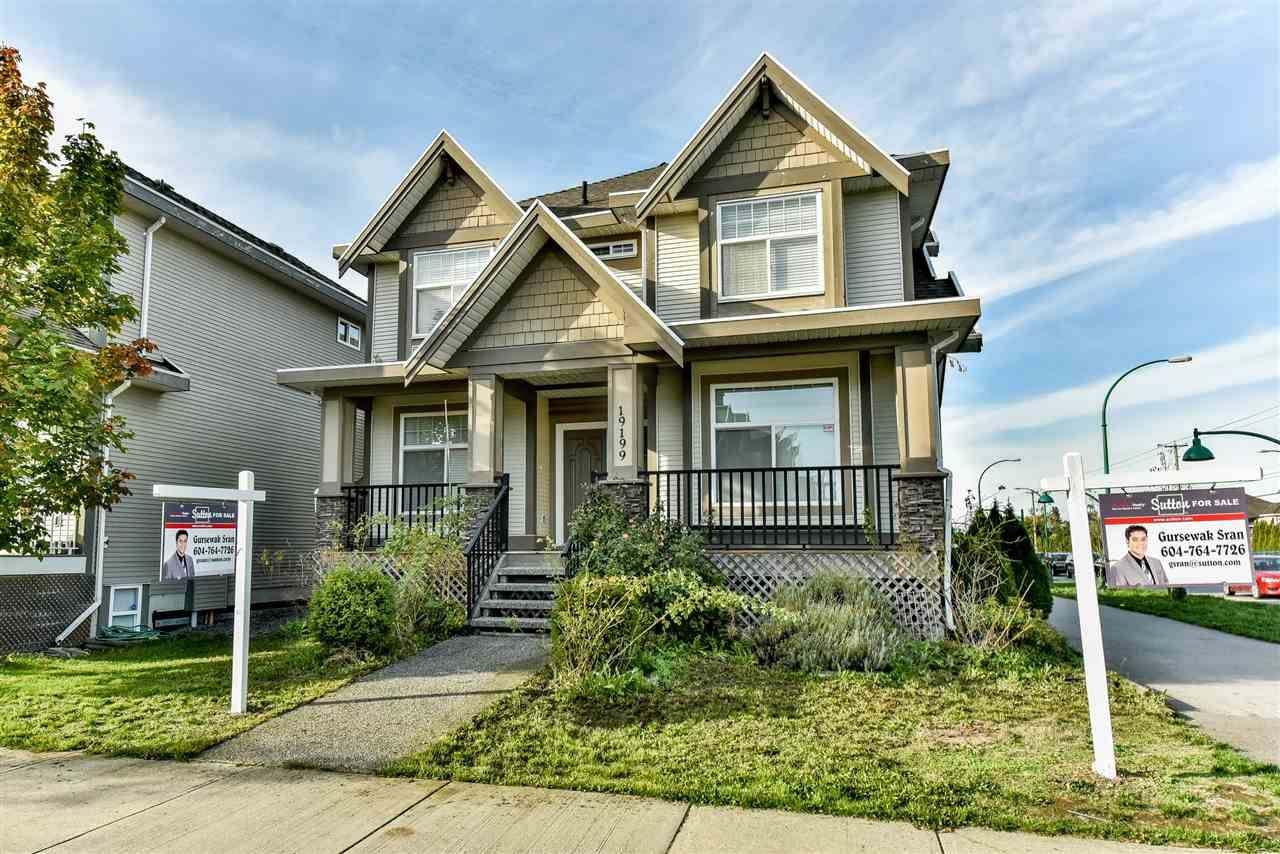 """Main Photo: 19199 70 Avenue in Surrey: Clayton House for sale in """"Clayton"""" (Cloverdale)  : MLS®# R2002830"""