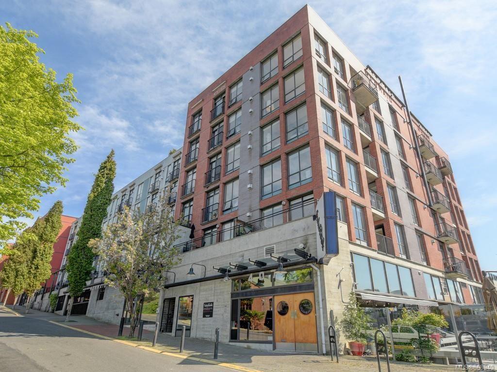 Main Photo: 316 409 Swift St in : Vi Downtown Condo for sale (Victoria)  : MLS®# 868940