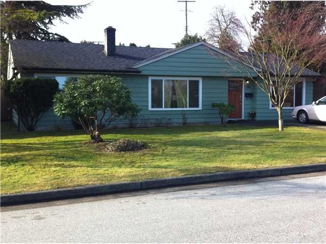 Main Photo: 1315 REDWOOD Street in North Vancouver: Norgate House for sale : MLS®# V988540
