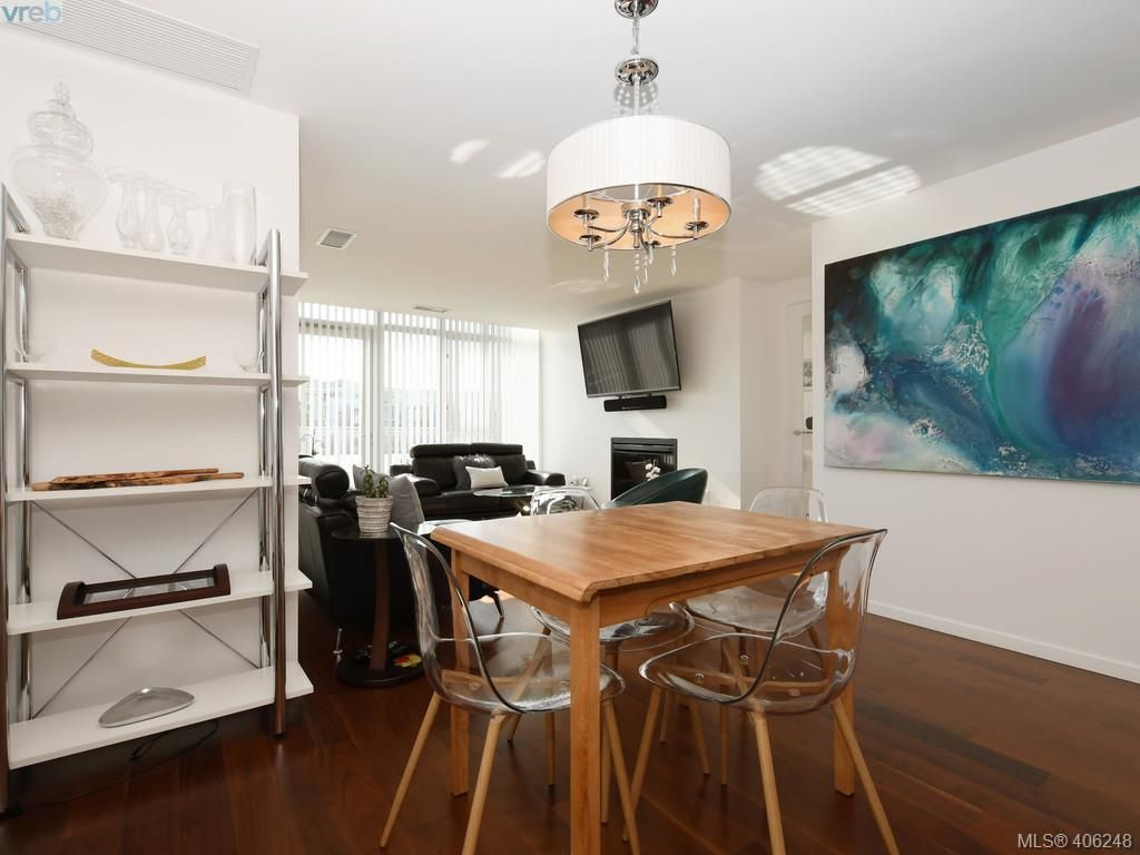 Photo 6: Photos: TH3 100 Saghalie Rd in VICTORIA: VW Songhees Row/Townhouse for sale (Victoria West)  : MLS®# 807394