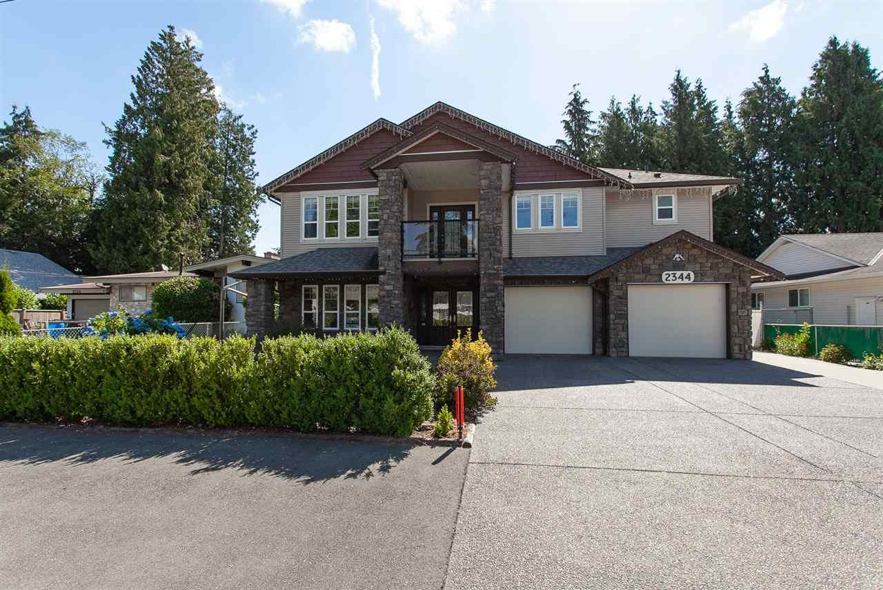 Main Photo: 2344 GRANT Street in Abbotsford: Abbotsford West House for sale : MLS®# R2285779