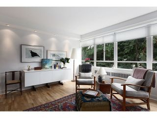"Photo 3: 605 1445 MARPOLE Avenue in Vancouver: Fairview VW Condo for sale in ""HYCROFT TOWERS"" (Vancouver West)  : MLS®# V968487"