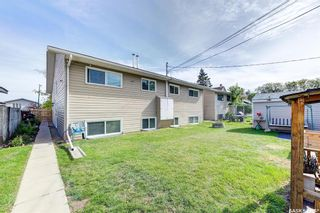 Photo 46: 1629 B Avenue North in Saskatoon: Mayfair Residential for sale : MLS®# SK870947
