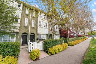 """Photo 1: 132 2418 AVON Place in Port Coquitlam: Riverwood Townhouse for sale in """"THE LINKS"""" : MLS®# R2572402"""