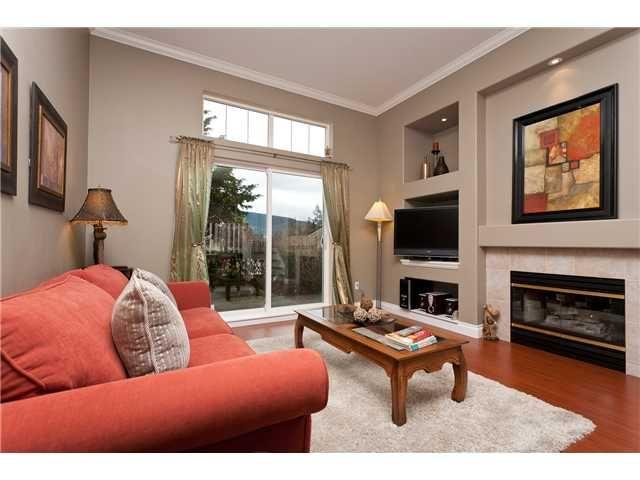 "Main Photo: 3 3405 PLATEAU Boulevard in Coquitlam: Westwood Plateau Townhouse for sale in ""PINNACLE RIDGE"" : MLS®# V932727"