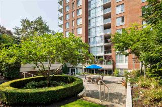 """Photo 18: 701 5615 HAMPTON Place in Vancouver: University VW Condo for sale in """"The Balmoral at Hampton"""" (Vancouver West)  : MLS®# R2195977"""