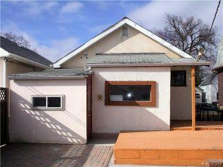 Photo 16: 218 Roger Street in Winnipeg: Norwood Residential for sale (2B)  : MLS®# 1707988
