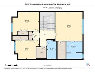 Photo 34: 7112 SUMMERSIDE GRANDE Boulevard in Edmonton: Zone 53 House for sale : MLS®# E4262162