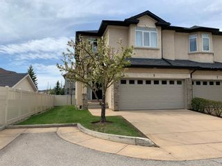 Main Photo: 5 Wentworth Cove SW in Calgary: West Springs Row/Townhouse for sale : MLS®# A1153416