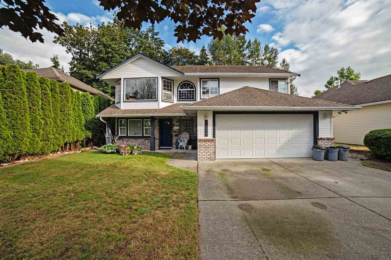 "Main Photo: 7976 MELBURN Drive in Mission: Mission BC House for sale in ""College Heights"" : MLS®# R2088339"