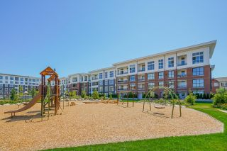 """Photo 3: D110 8150 207 Street in Langley: Willoughby Heights Condo for sale in """"Union Park"""" : MLS®# R2603485"""