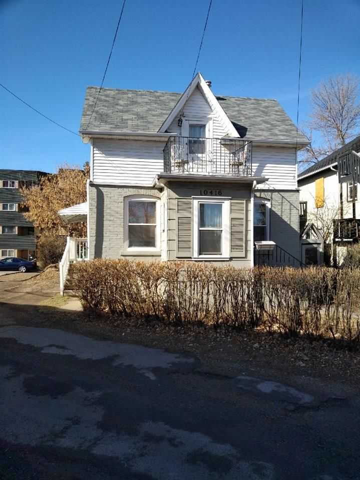 Main Photo: 10416 91 Street NW in Edmonton: Zone 13 Multi-Family Commercial for sale : MLS®# E4236727