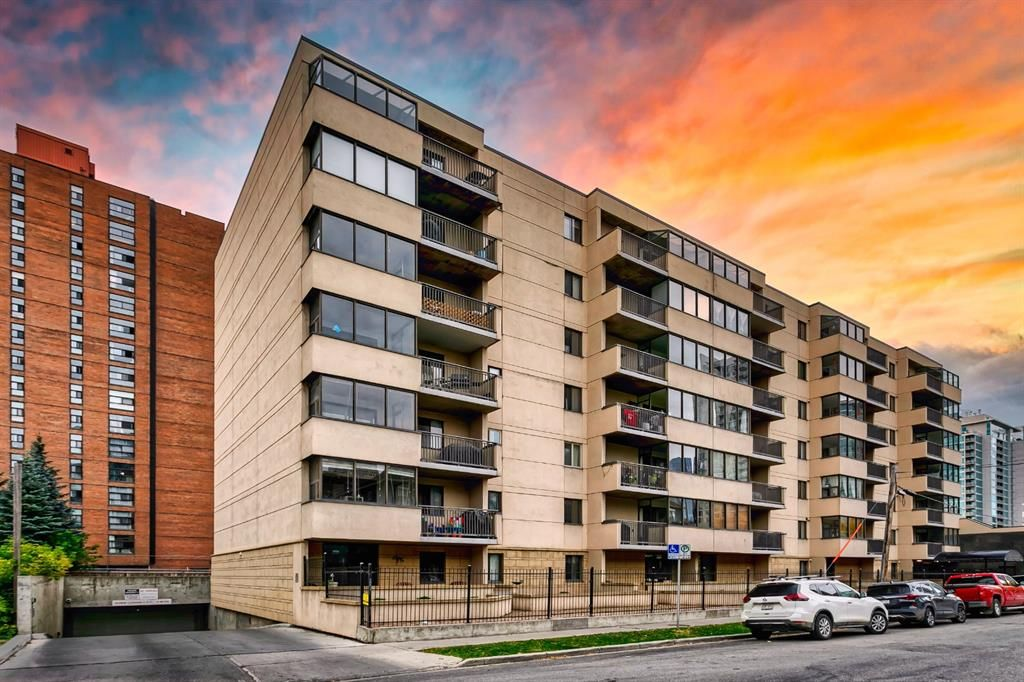 Main Photo: 414 111 14 Avenue SE in Calgary: Beltline Apartment for sale : MLS®# A1149585