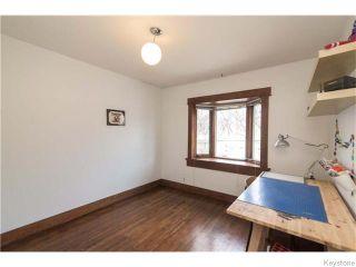 Photo 14: 595 Sherburn Street in Winnipeg: West End / Wolseley Residential for sale (West Winnipeg)  : MLS®# 1610978
